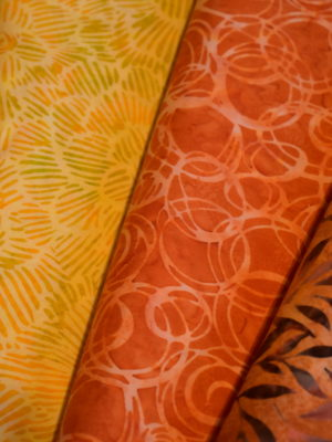 Gelb orange / jaune