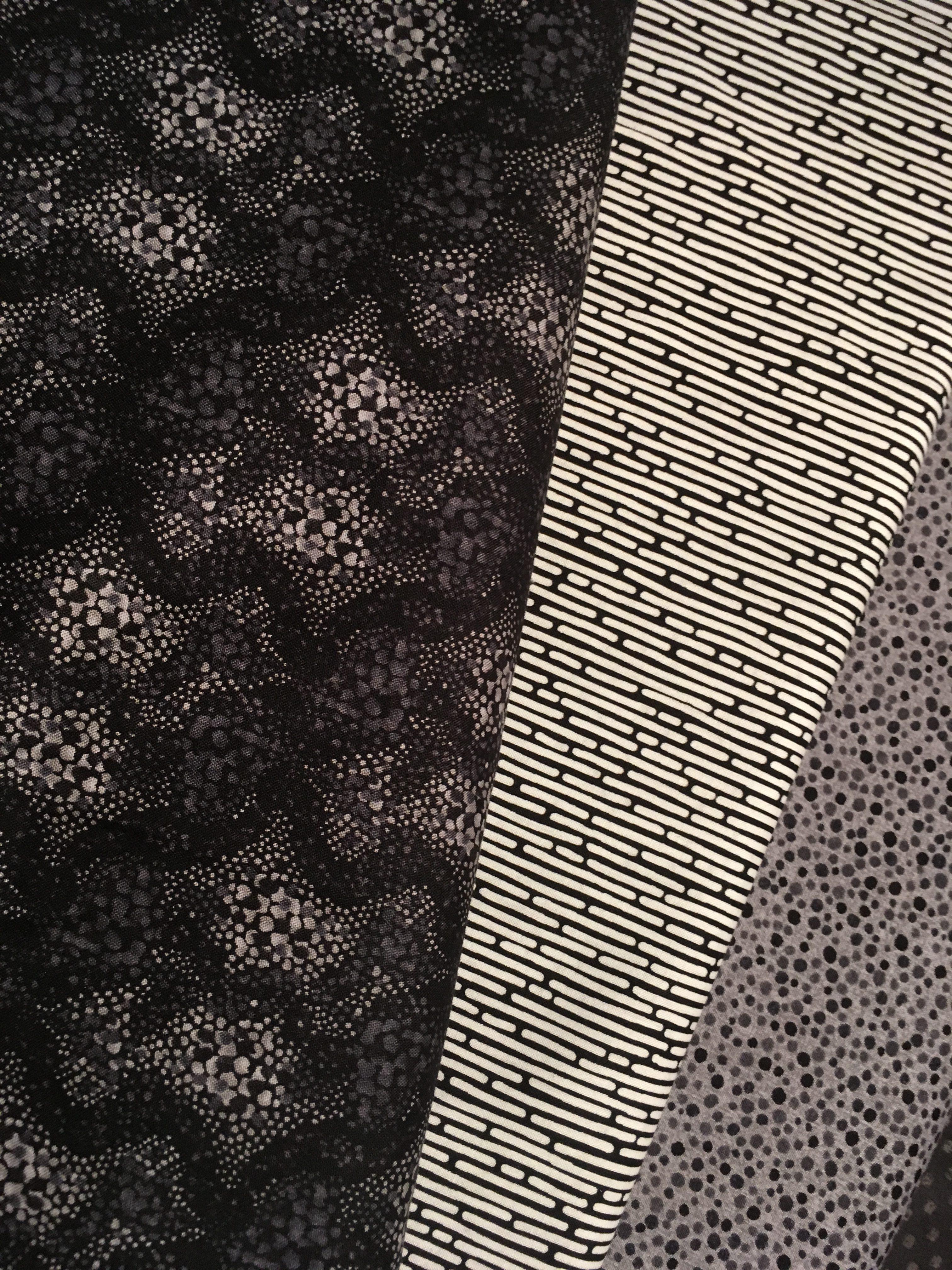 grau/schwarz - Gris/noir