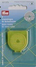 Ersatzklinge für Rollschneider Mini 28MM Karte A 2 STK