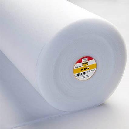 H-640 Weiches dickres aufbügelbares Volumenvlies 90cm breit