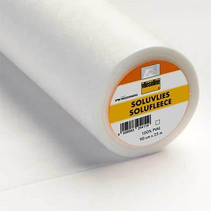 SOLUvlies wasserlösliches stickvlies 90cm breit