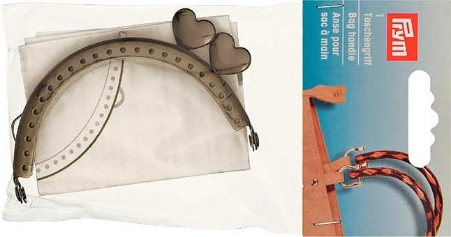 Taschenverschluss Linda dunkelsilber (1)