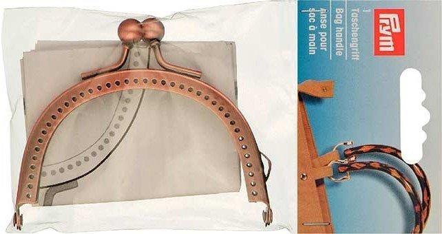 Taschenverschluss Olivia Kupferfarbig (2)