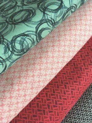 Baumwolle gedruckt / coton imprimé