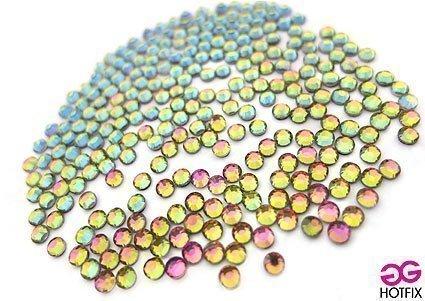 Hot Fix Strass-Steine 2,8 – 2,9mm Rainbow Mulsticolor