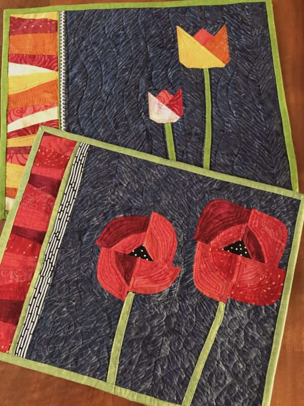 Tulpen + Mohn Sets
