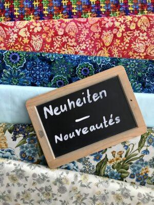 Neuheiten / Nouveautés