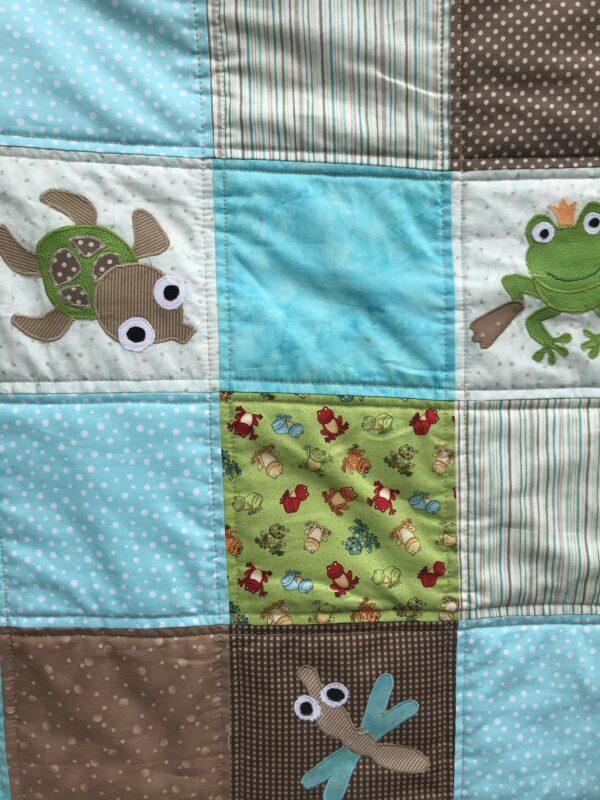 Frosch Decke 3