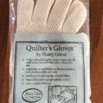 Quilthandschuhe 2